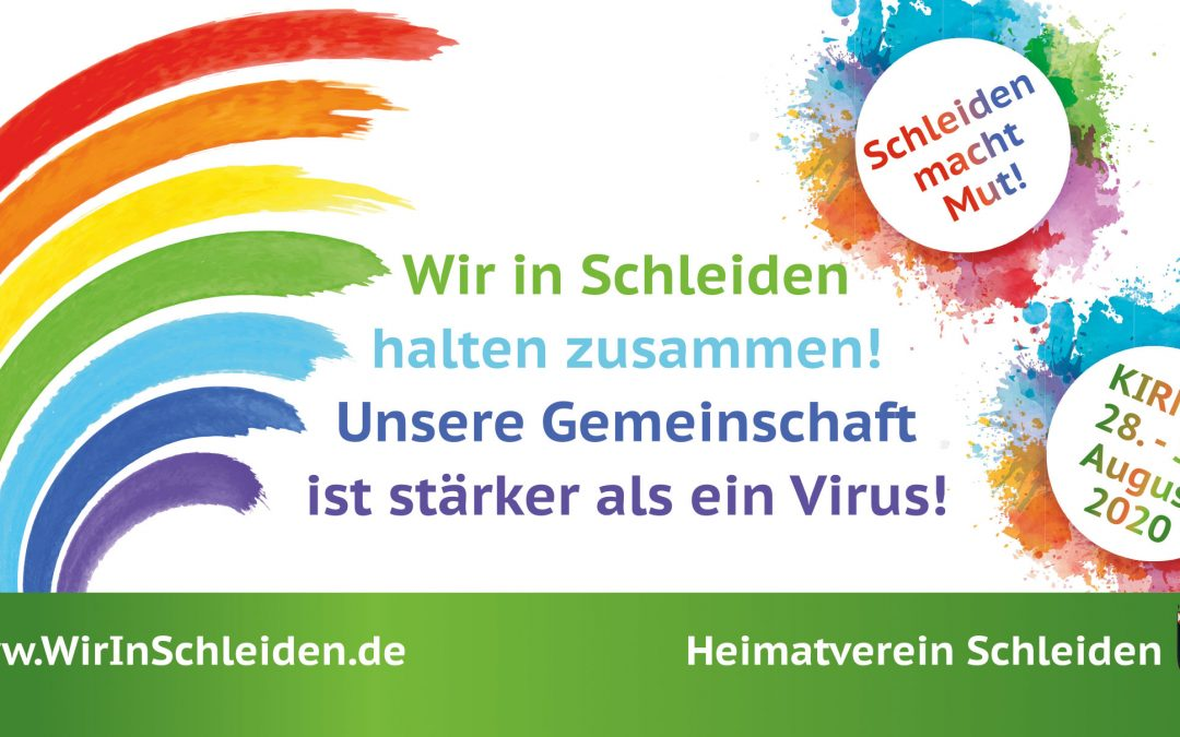 Die neue Situation – das Leben mit dem Coronavirus!